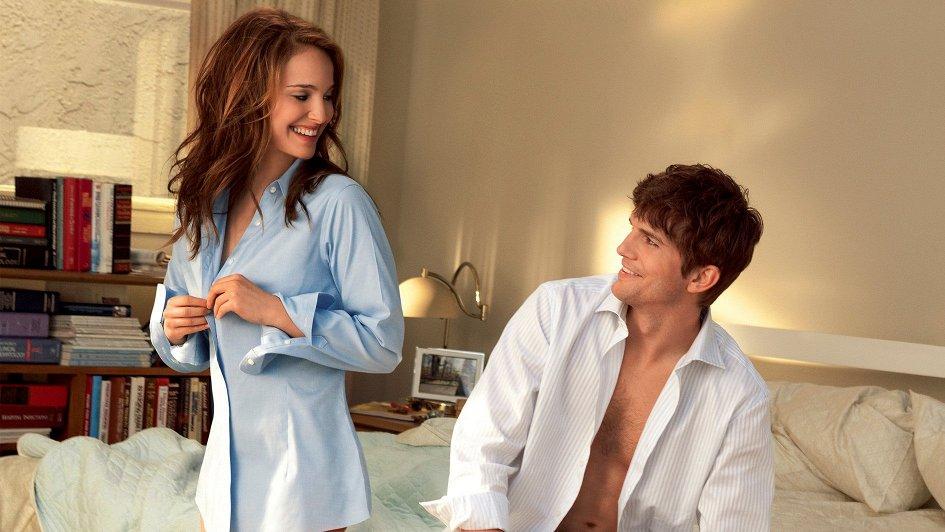 Секс фильм онлайн эштон катчер