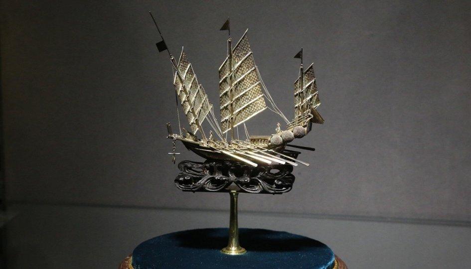 Выставки: Флот в миниатюре