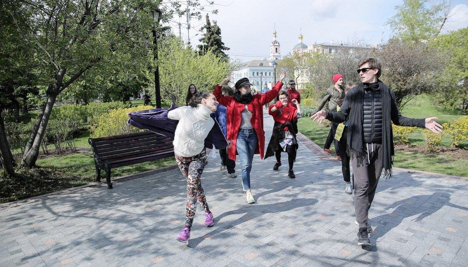 Театр: Москва. Dancewalk