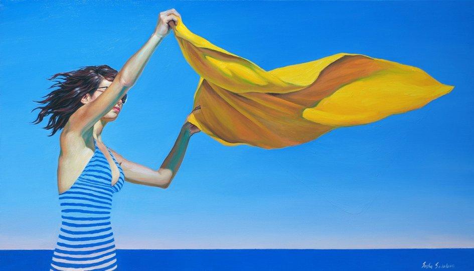 Выставки: Саша Соколова. Splash