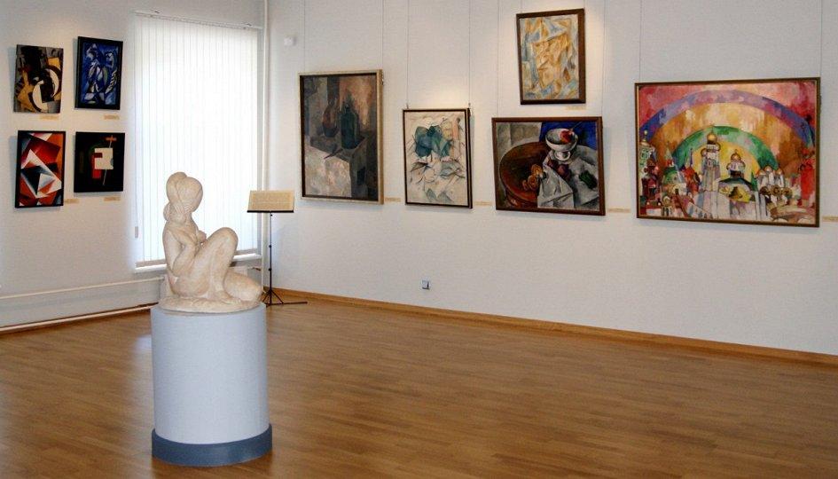Выставки: Искусство XX века. Расширение формата