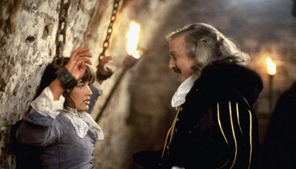 Кино: «Дочь Д'Артаньяна»