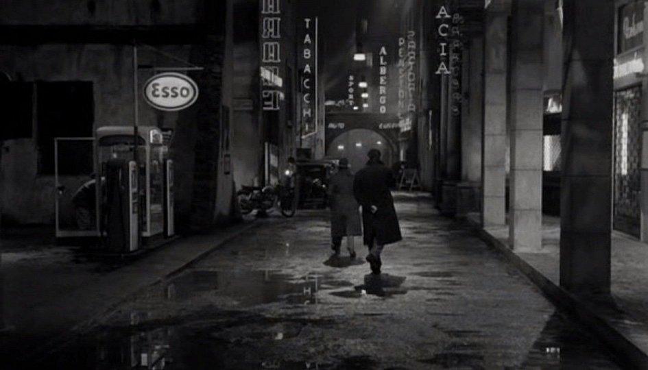 Кино: «Белые ночи»