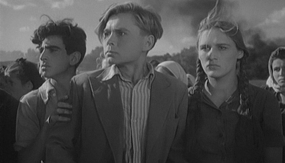 Кино: «Молодая гвардия»