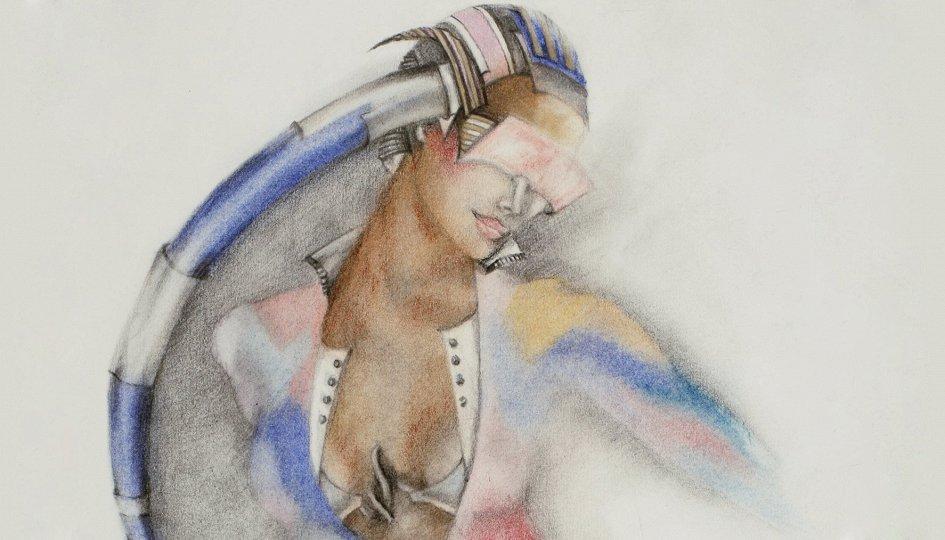 Выставки: Мадина Абидова. Follow Me Baby, Beauty is On My Mind