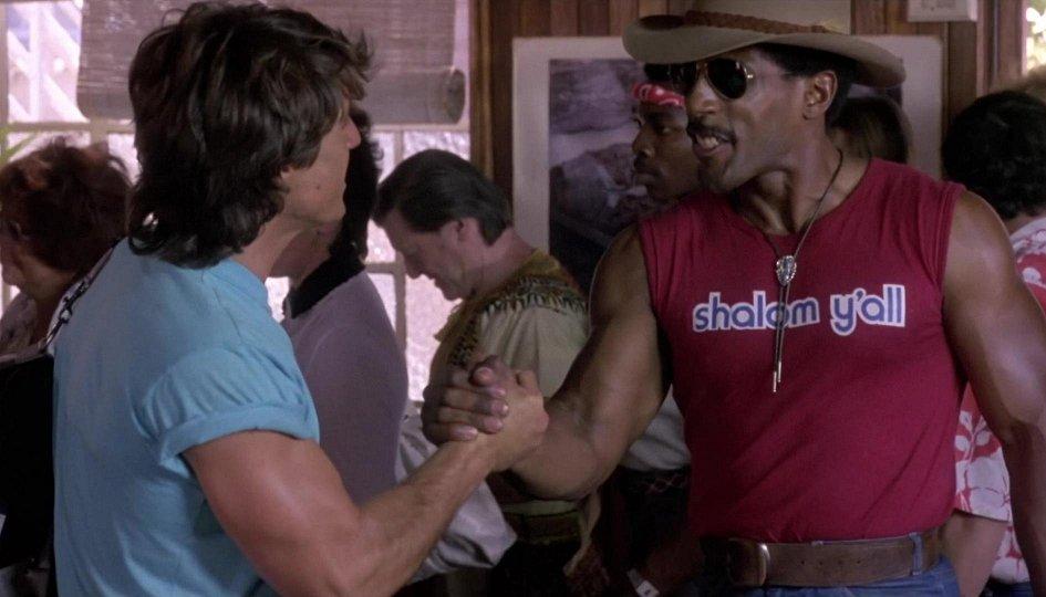 Кино: «Американский ниндзя-3: Кровавая охота»