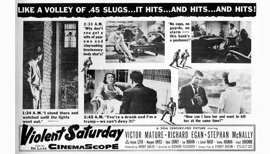 Кино: «Жестокая суббота»