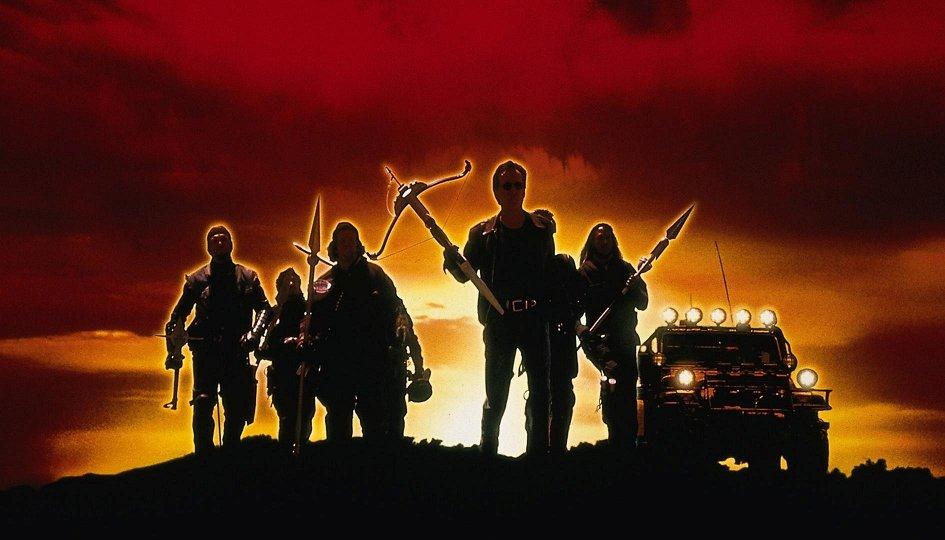 Кино: «Вампиры»