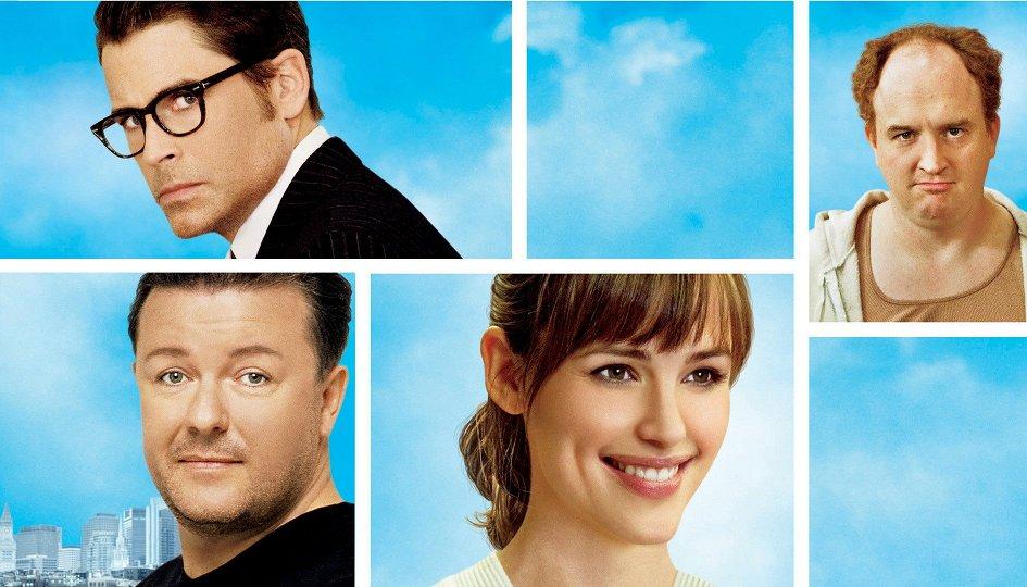Кино: «Изобретение лжи»