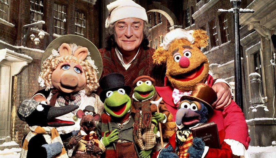 Кино: «Рождественская сказка Маппетов»