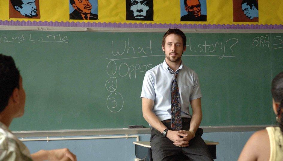 Кино: «Полу-Нельсон»