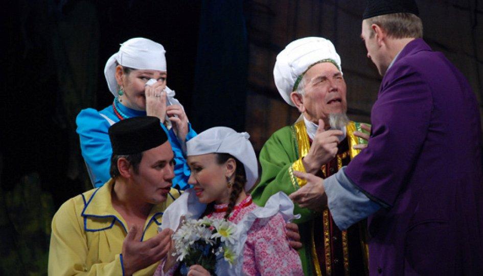 Театр: Гульшаян