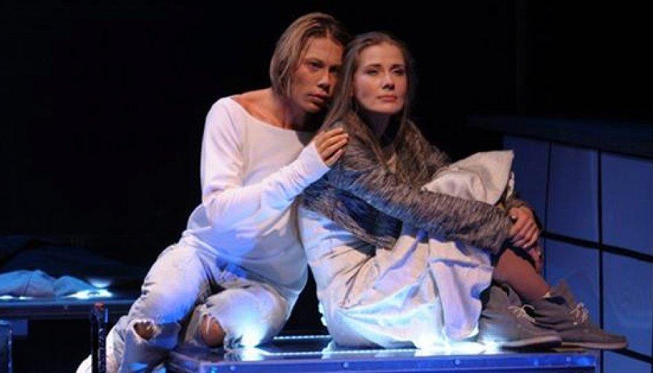 Театр: Орфей и Эвридика