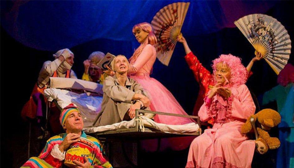 Театр: Оскар и Розовая мама