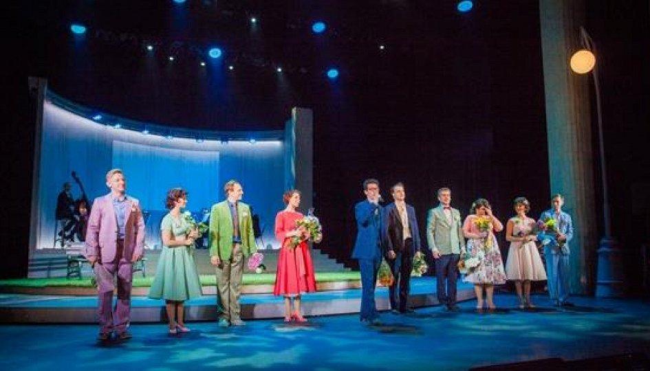 Театр: История любви
