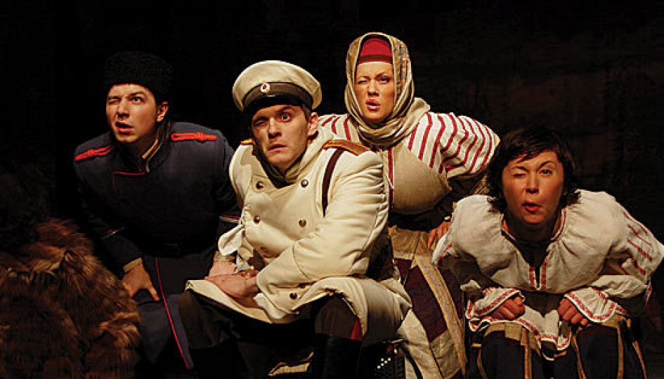 Театр: Шведская спичка