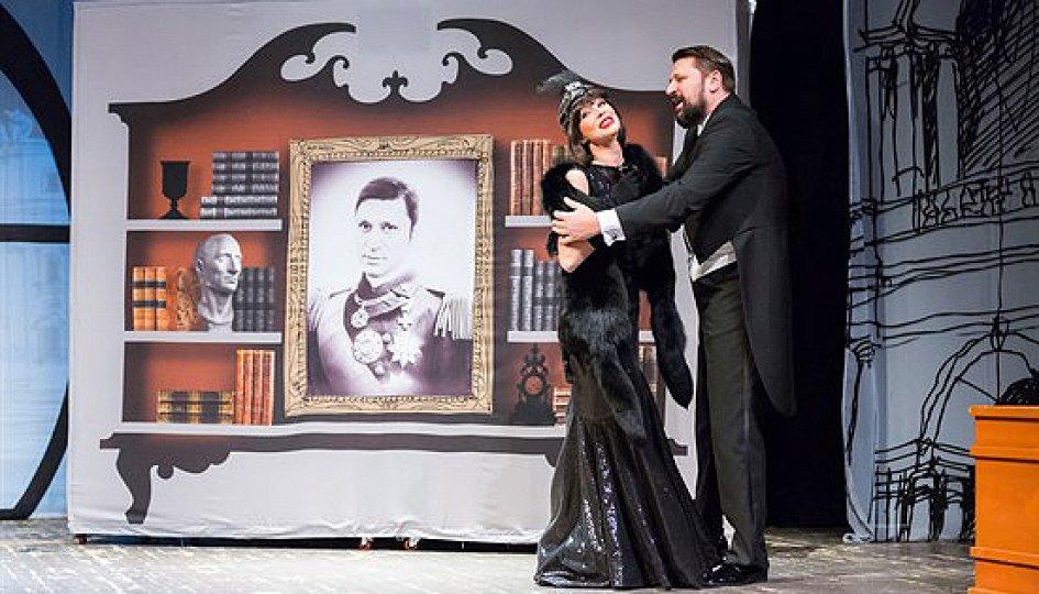 Театр: Сублимация любви
