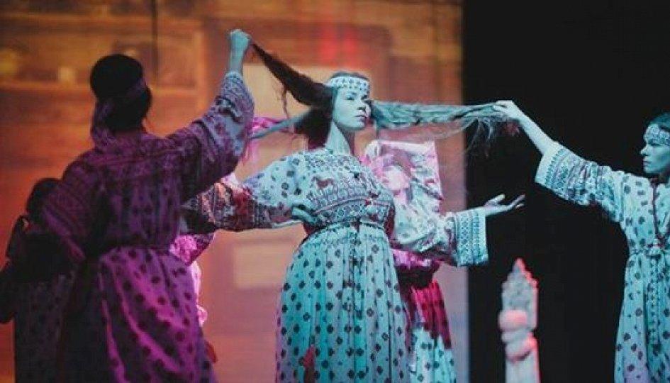 Театр: Легенда Ярилиной горы