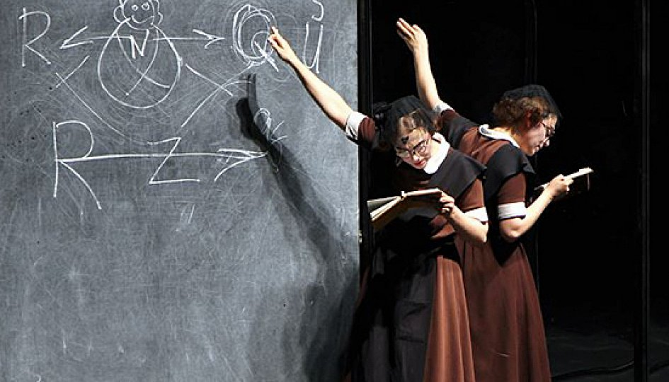 Театр: Правила поведения в современном обществе, Москва