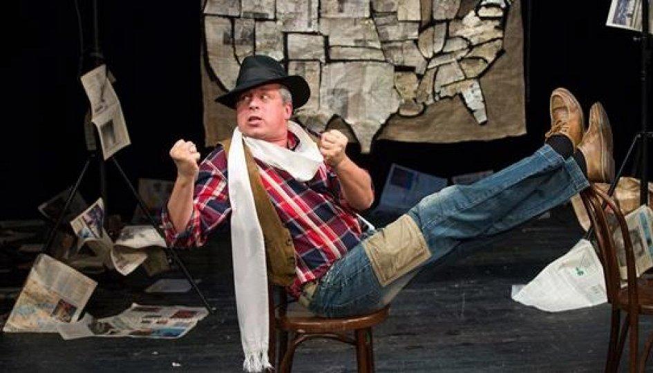 Театр: Мистер Твен — только для взрослых