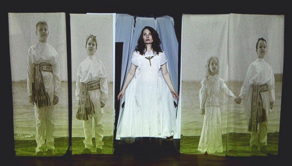 Театр: Жильвинас. Сны о Литве