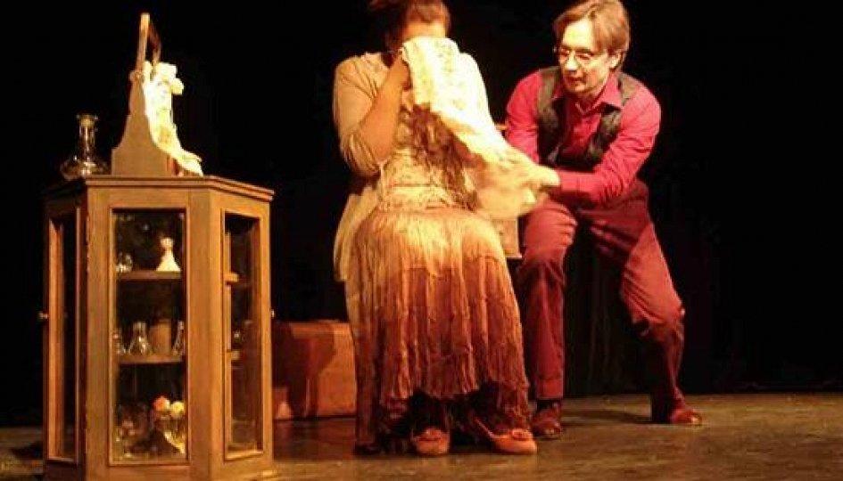 Театр: Хрустальная сказка