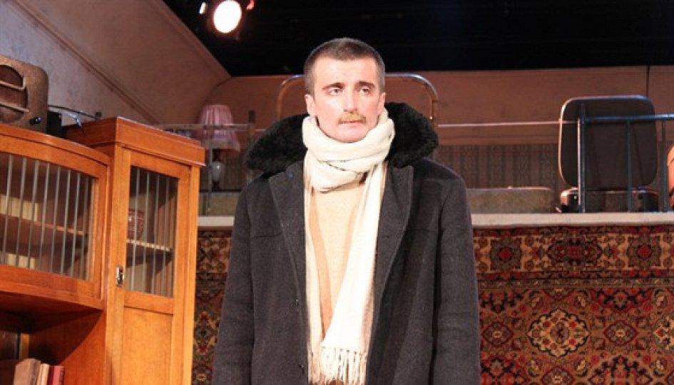 Антон Багров