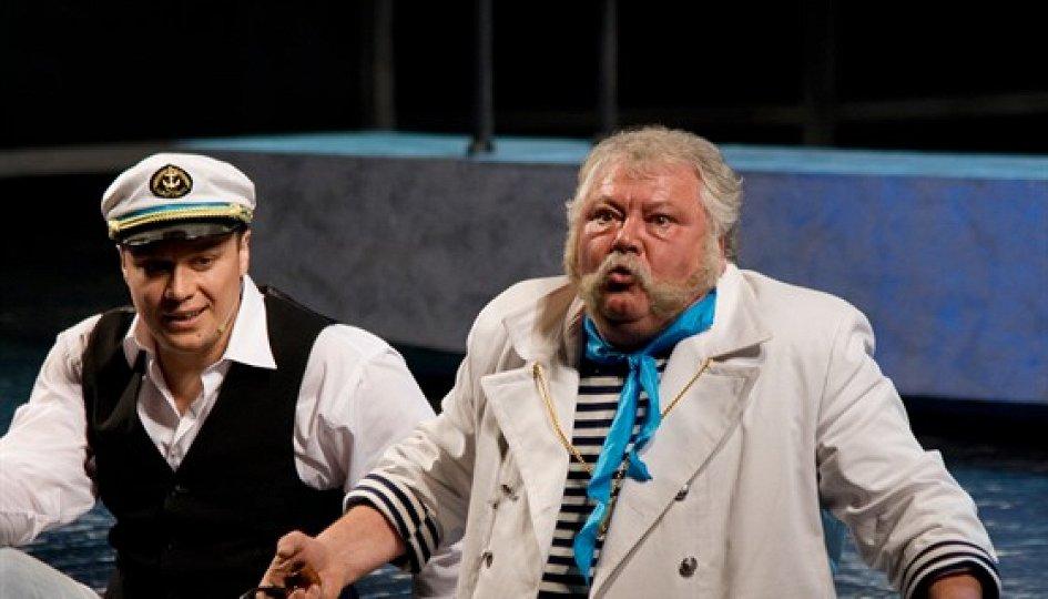 Театр: Алые паруса