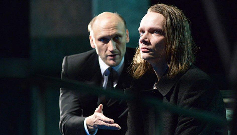 Театр: Преступление и наказание, Уфа