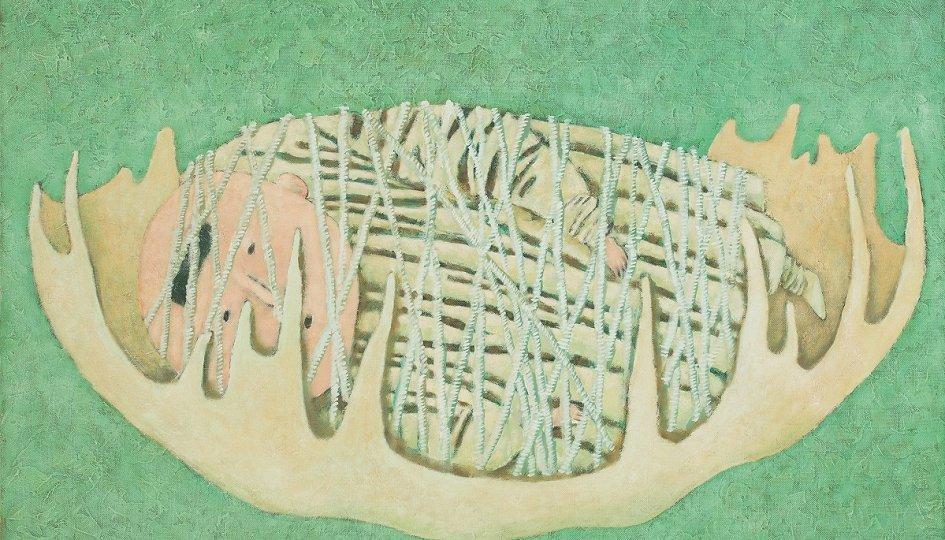Выставки: Бато Дашицыренов. Intoнация