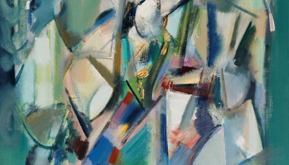 Выставки: Василий Николаев. Пространство мифа