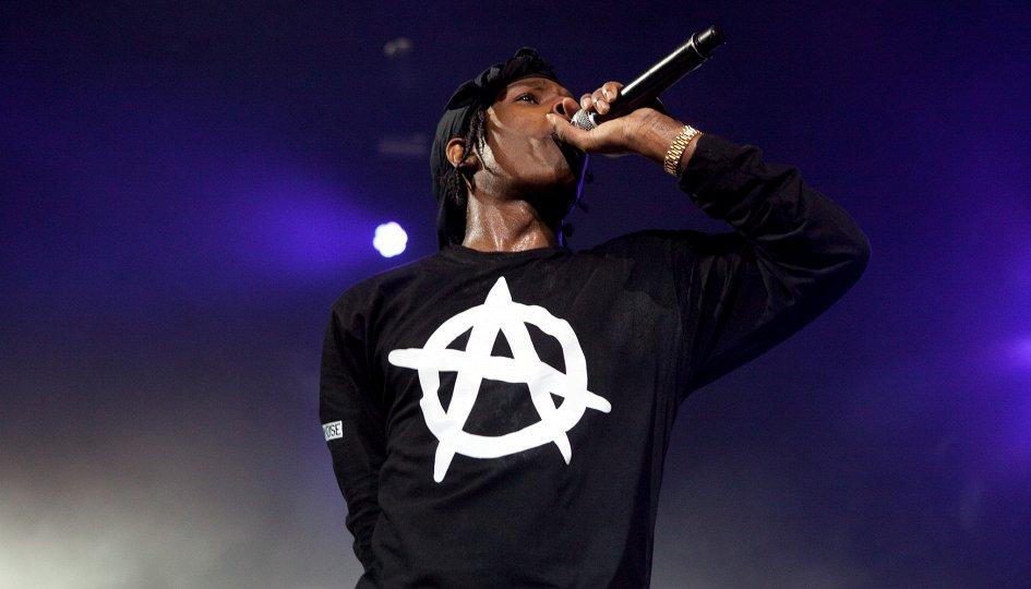 Концерты: A$ap Rocky