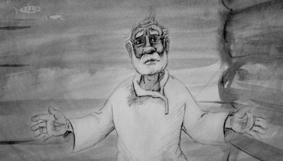Кино: «Дедушкин валенок»