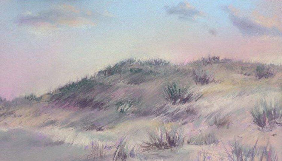 Выставки: Цветные горы