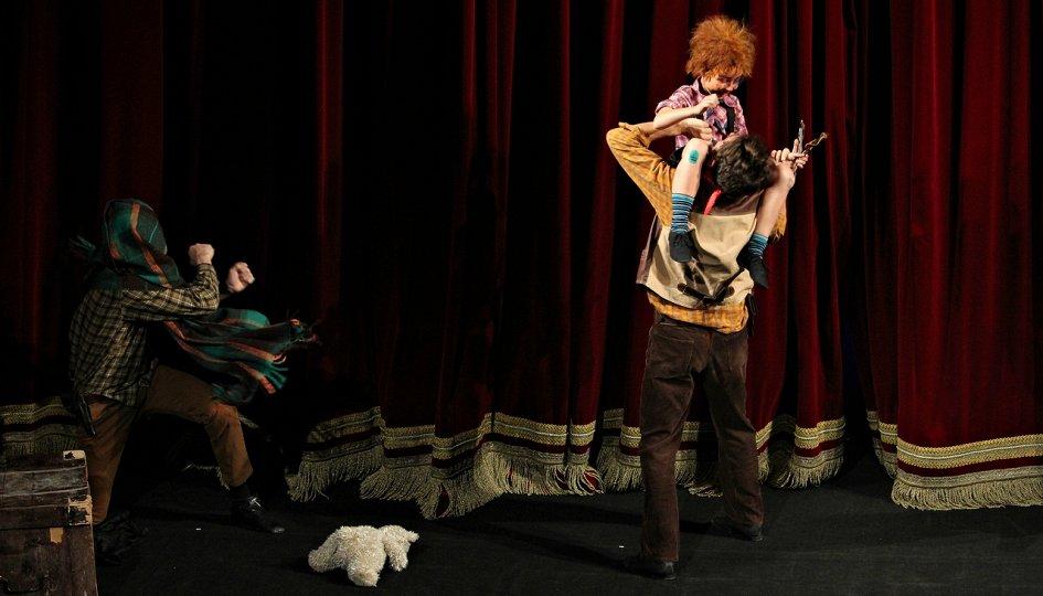 Театр: Вождь краснокожих, Калининград