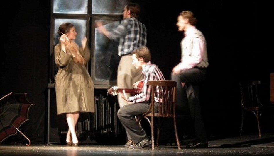 Театр: Возвращение в любовь