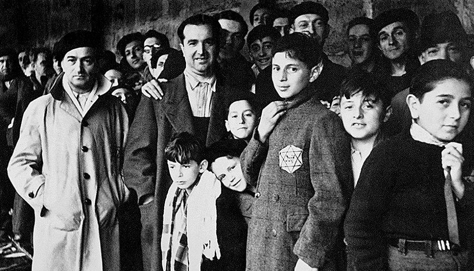 Выставки: Холокост