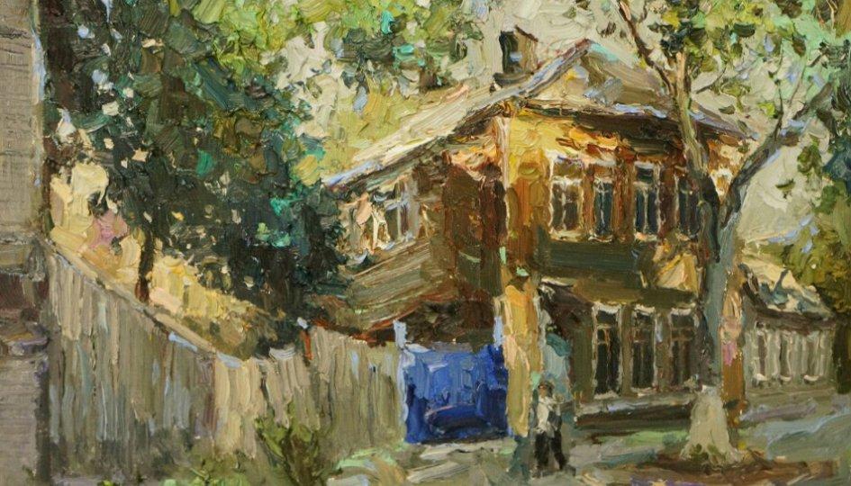 Выставки: Юлия Кузнецова. На Волге великой живу...
