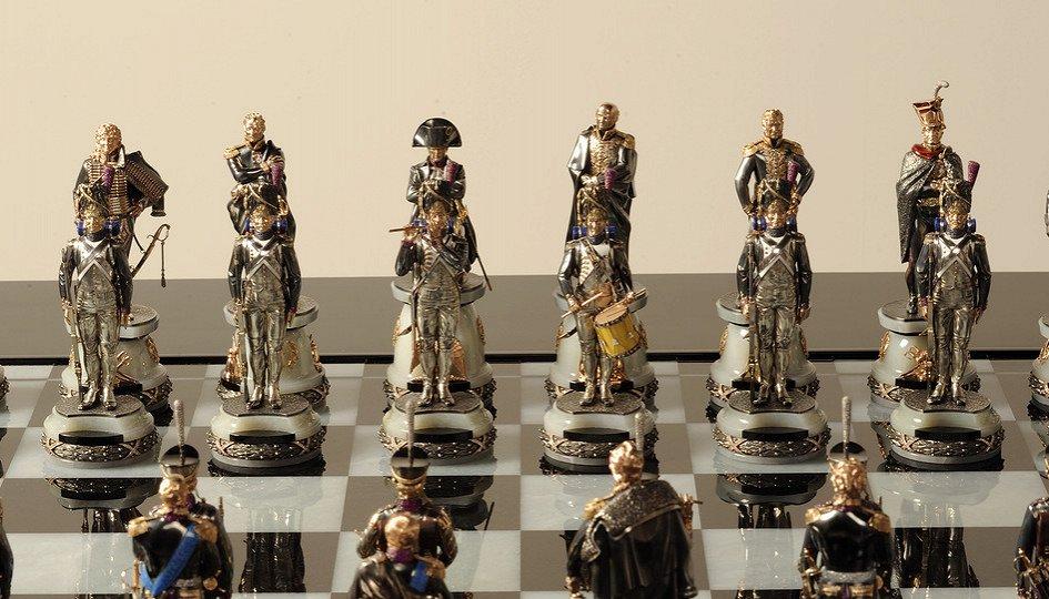 Выставки: Шахматы. 1812