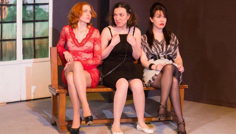 Театр: Кушать подано, Екатеринбург