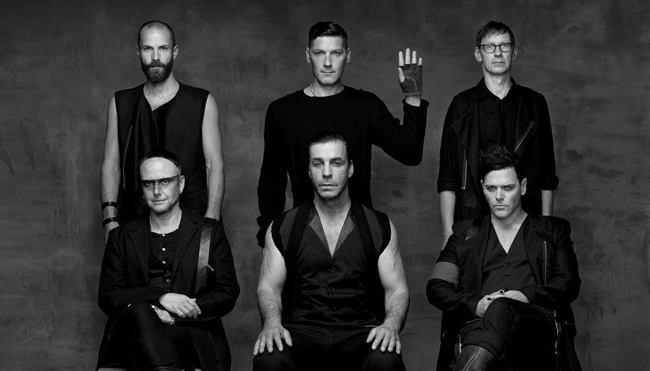 Концерты: Rammstein