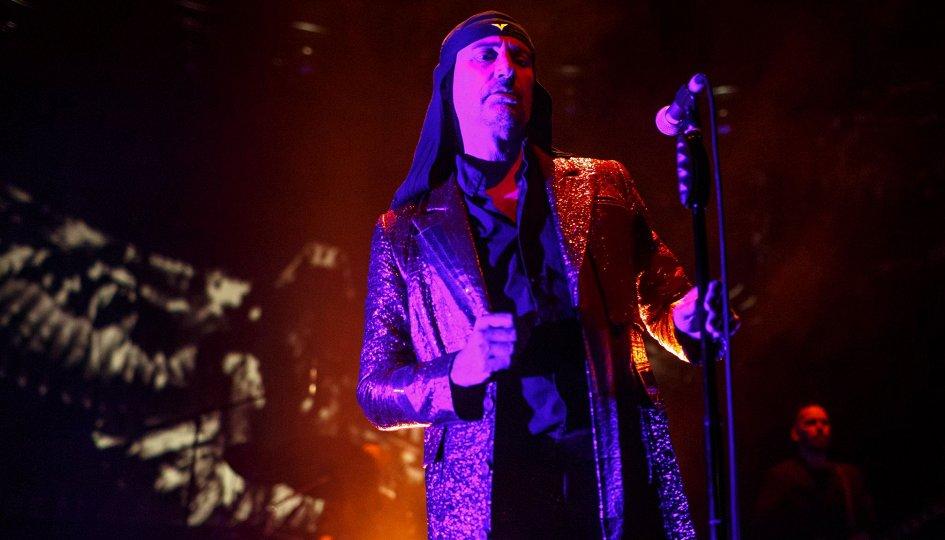 Концерты: Laibach