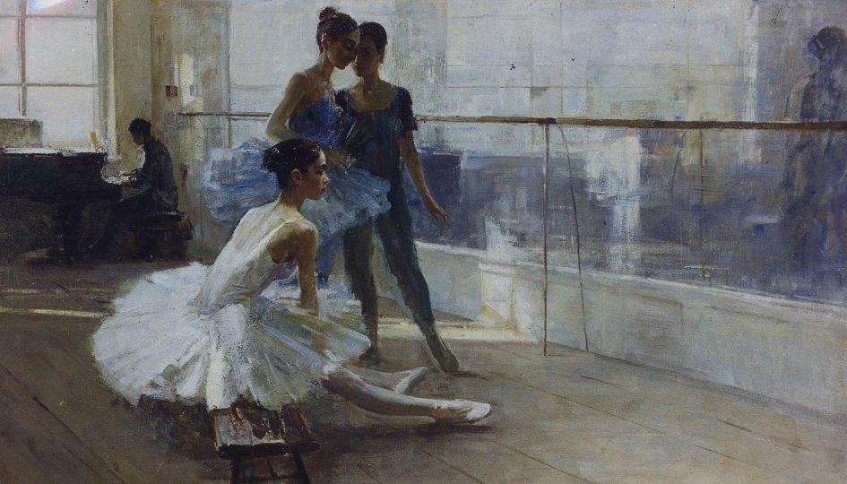 Выставки: Балет. Балет. Балет!