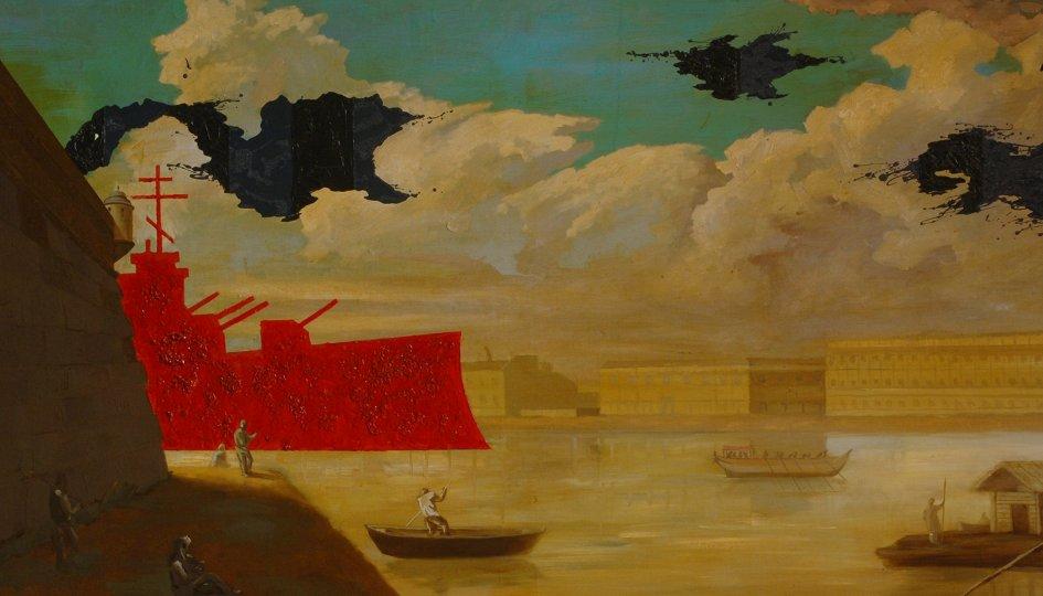 Выставки: Современное российское искусство. Из собрания Нового музея