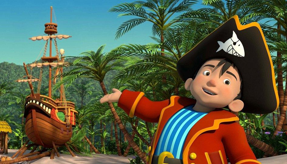 Кино: «Капитан семи морей»