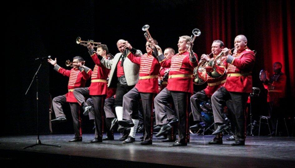 Концерты: Серебряные трубы