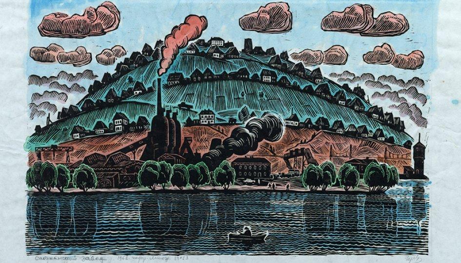 Выставки: Николай Черкасов: Сформулировать Урал. Озера, горы, города и старые заводы