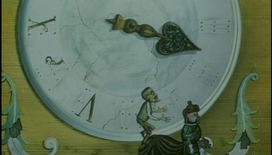 Кино: «Любимое мое время»