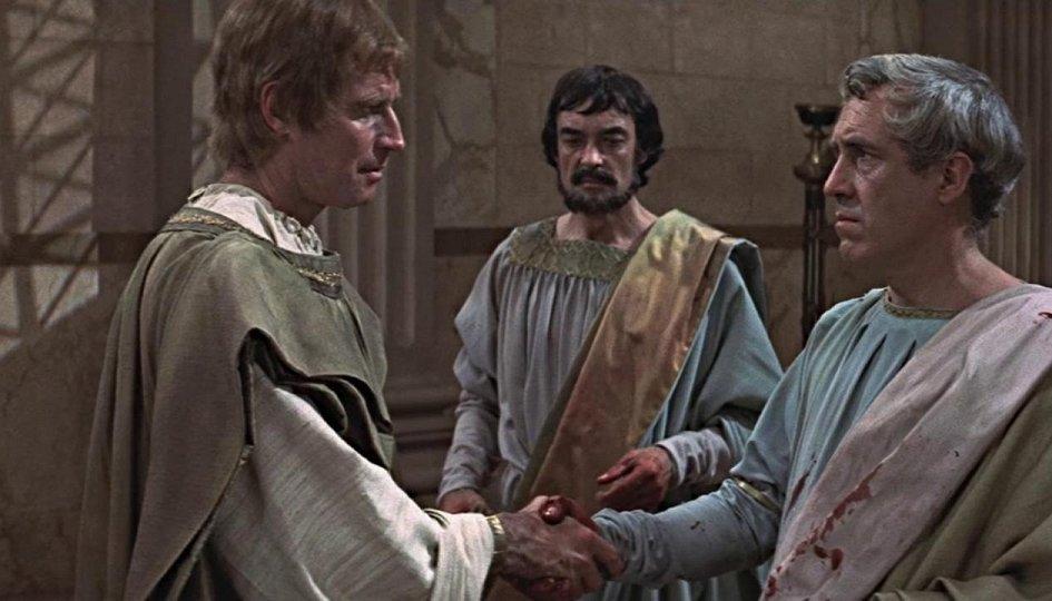 Кино: «Юлий Цезарь»