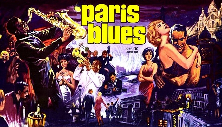 Кино: «Парижский блюз»